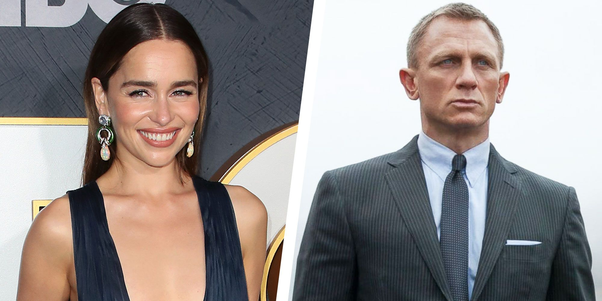 Emilia Clarke Would Love to Play the First Female James Bond