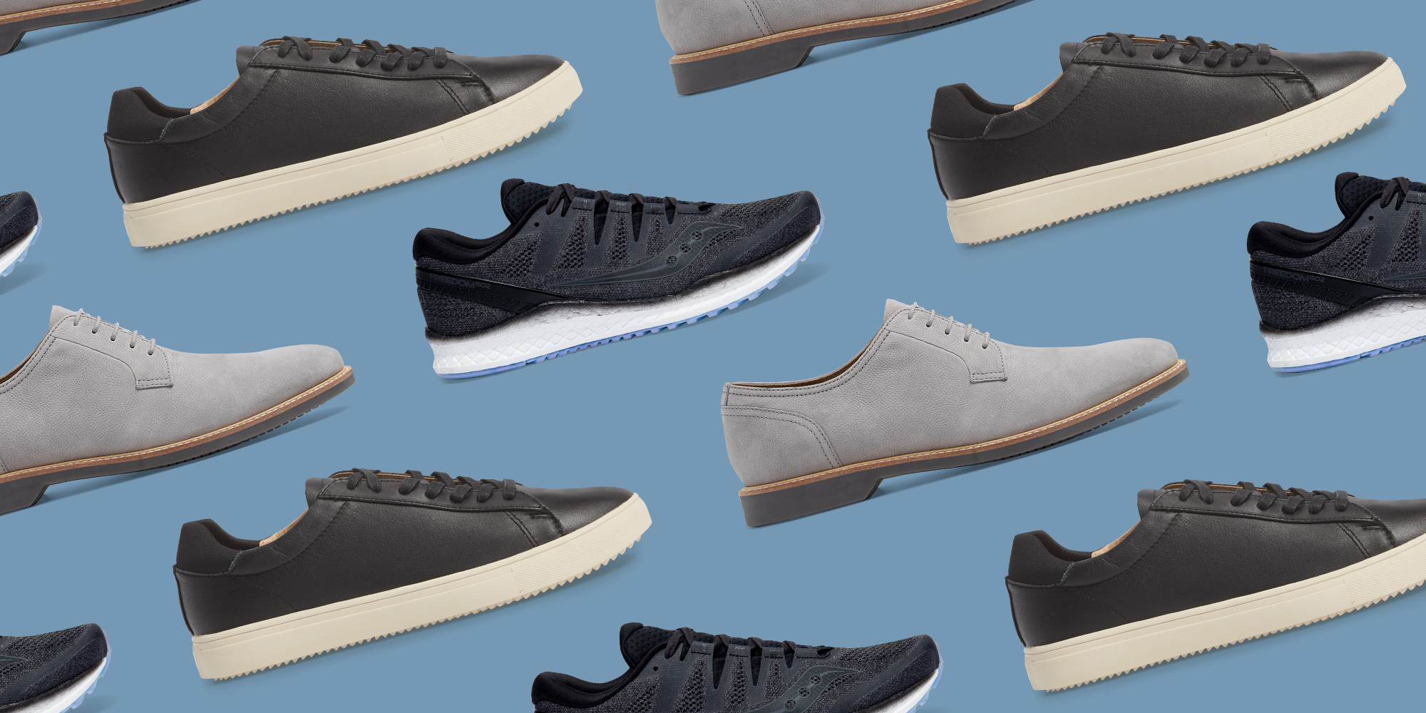 The 5 Types of Shoes Every Guy Should Own