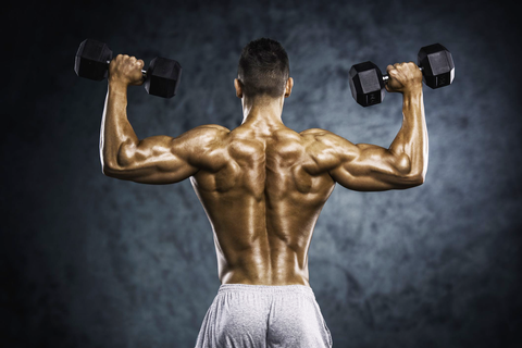 these 10 dumbbell moves will build major back muscle and