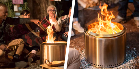 This High Tech Solo Stove Bonfire Is On Sale for $100 Off