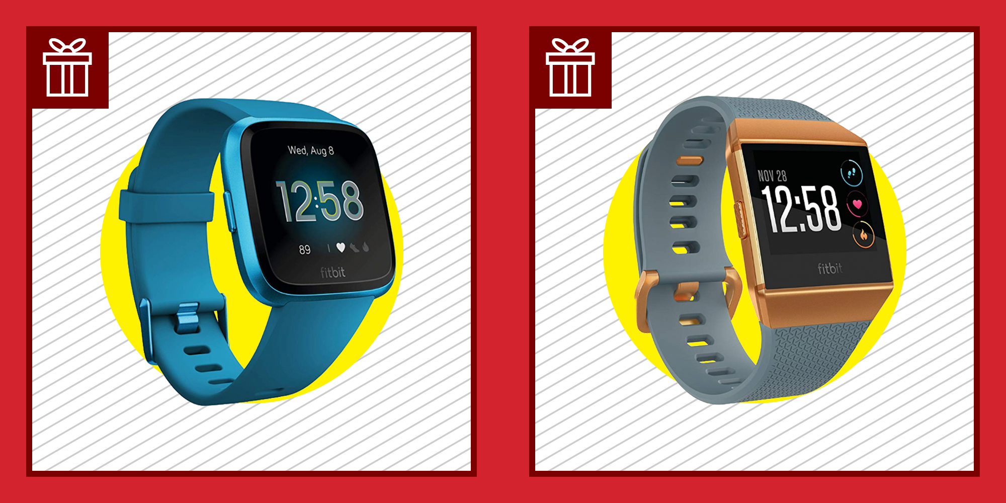 These Fitbits on Sale Make the Perfect Gift For the New Year