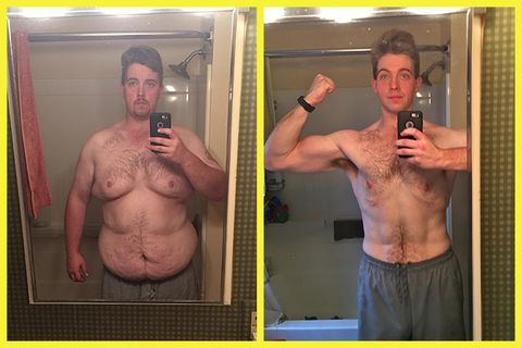 MH fitness transformation ben whalen