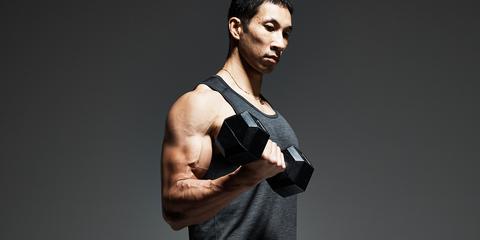 Tutorial para hacer el curl de bíceps perfecto
