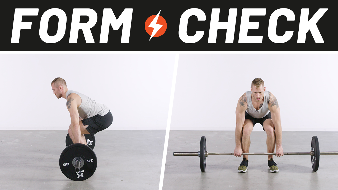Deadlift Training, Exercises and Form