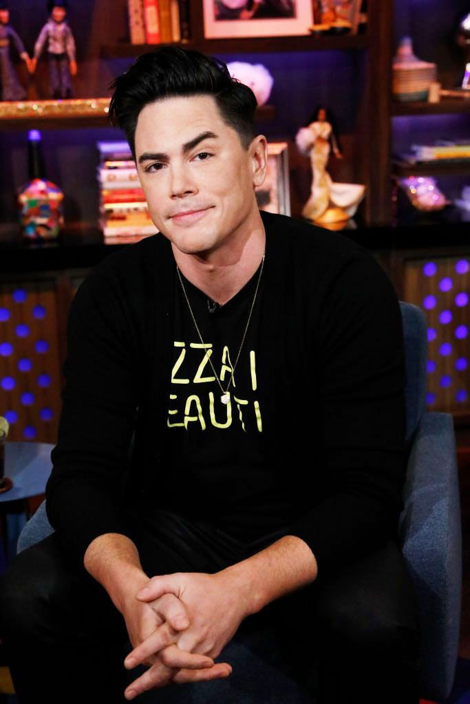 Tom Sandoval of 'Vanderpump Rules' Gets Botox Above His Ears for This Bizarre Reason