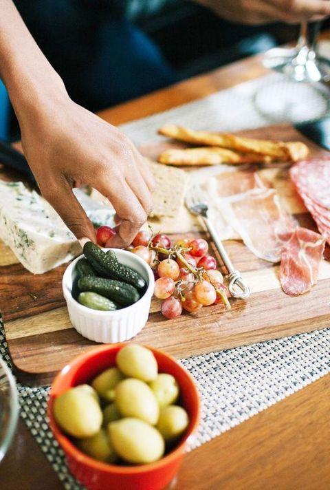Food, Dish, Cuisine, Ingredient, Meal, Brunch, Recipe, Produce, Vegetable, Finger food,