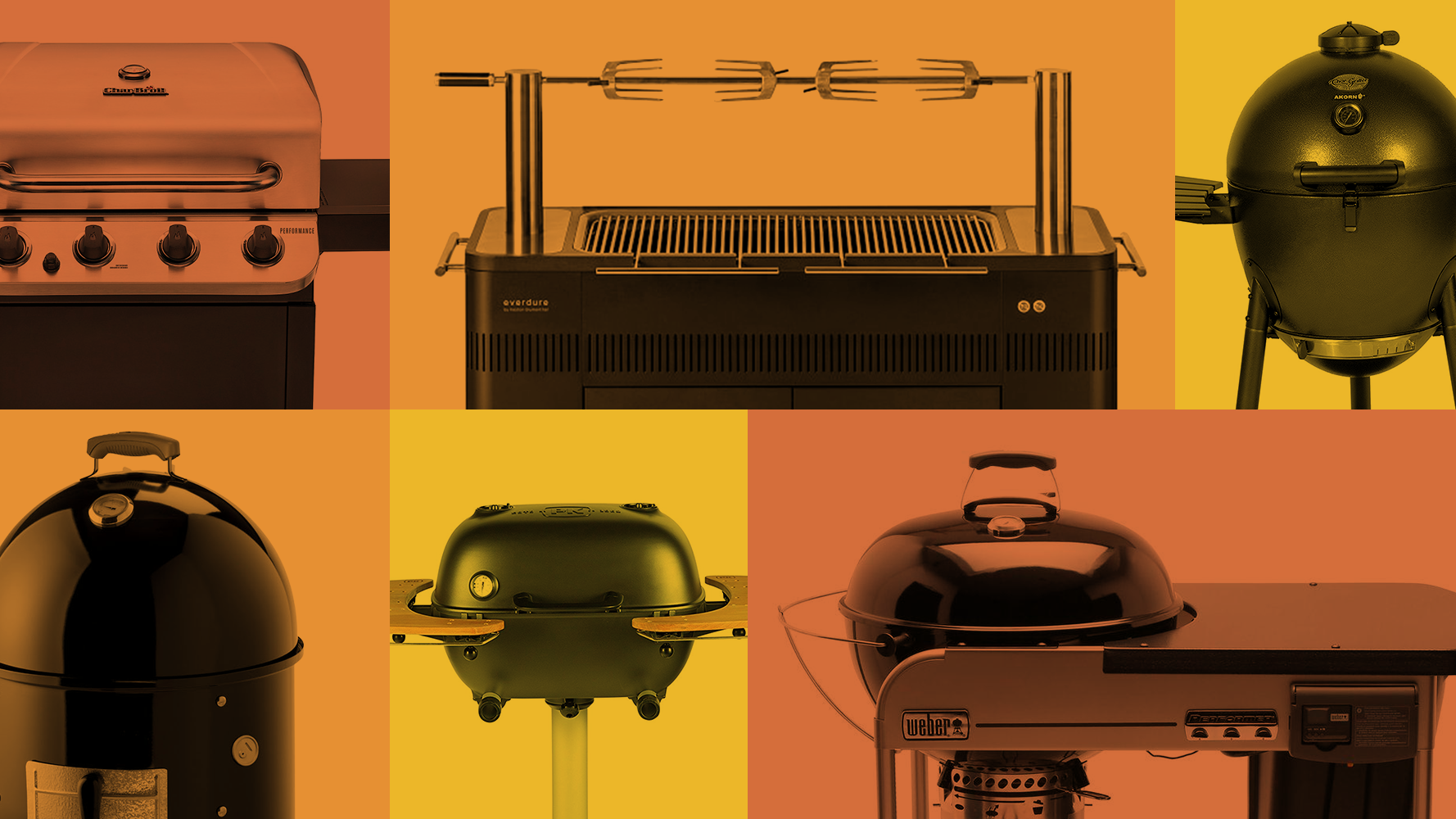 The Best Grills and Smokers for Your Barbecues