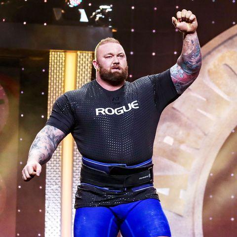 hafthor bjornsson worlds strongest man