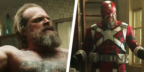 David Harbour S Red Guardian Character In Black Widow Explained