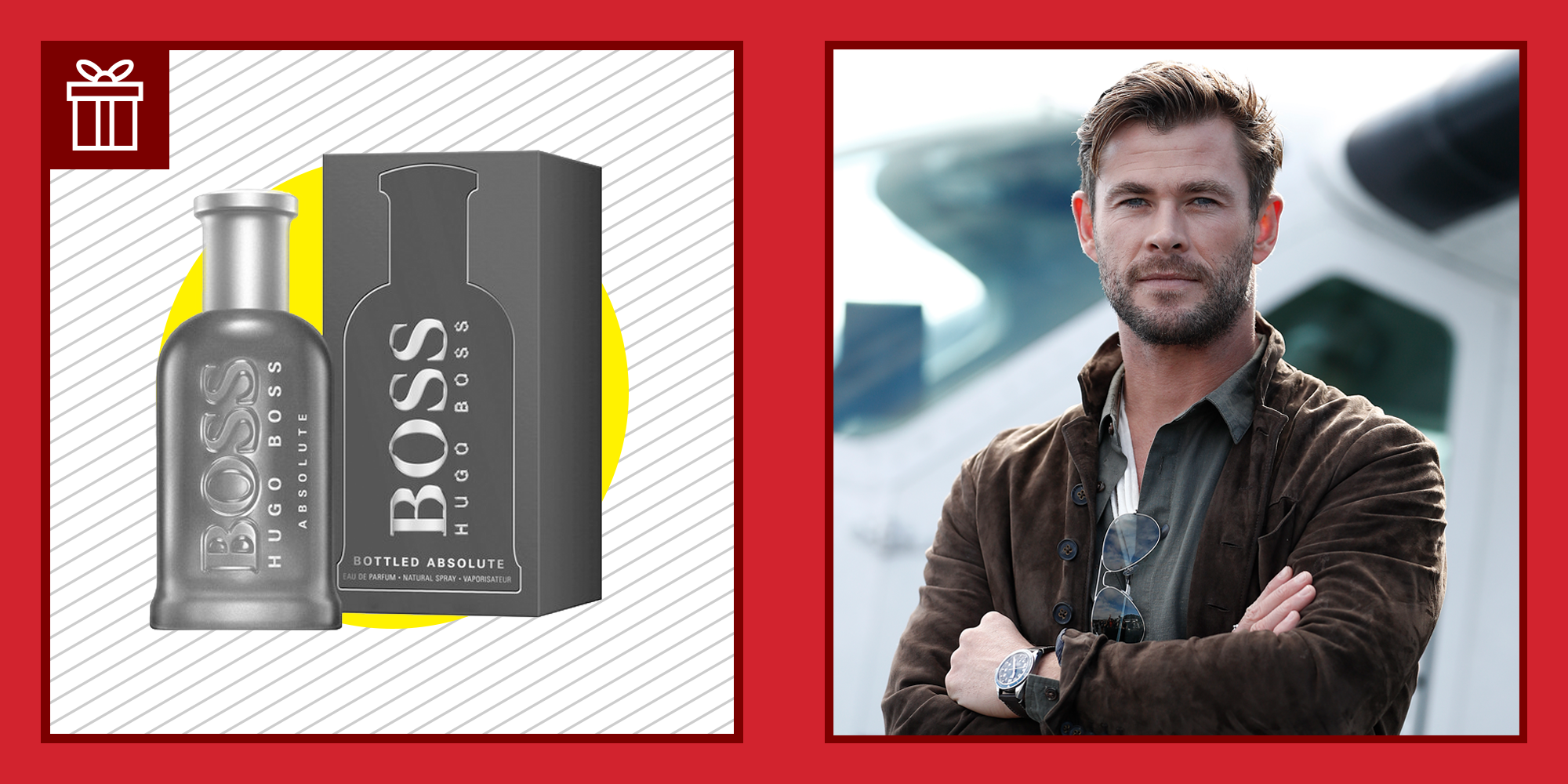 Chris Hemsworth Shares His Top Holiday Gift Ideas