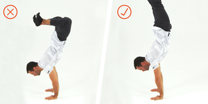 逆立ち コツ  逆立ち やり方  逆立ち 体幹トレーニング