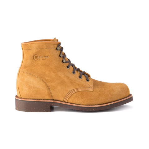 Huckberry x Chippewa Service Boot
