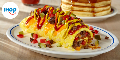 The Healthiest and Unhealthiest Things on IHOP's Menu