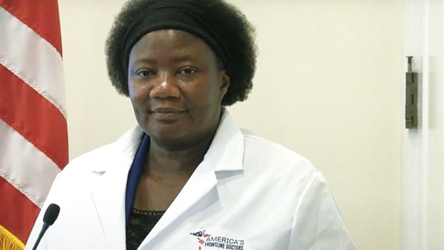 4 Things to Know About Dr. Stella Immanuel, Trump's New Favorite COVID Doc thumbnail