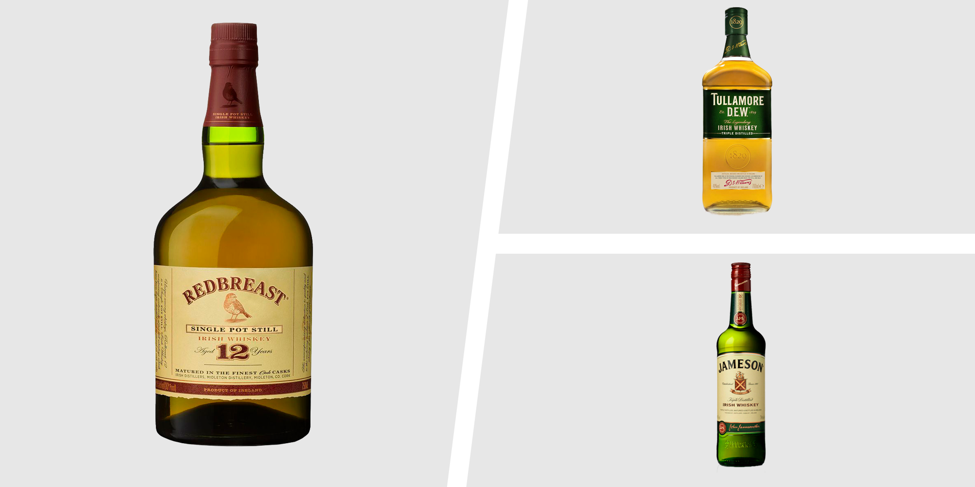 Jameson Irish Whiskey Bottle - Tesco Groceries