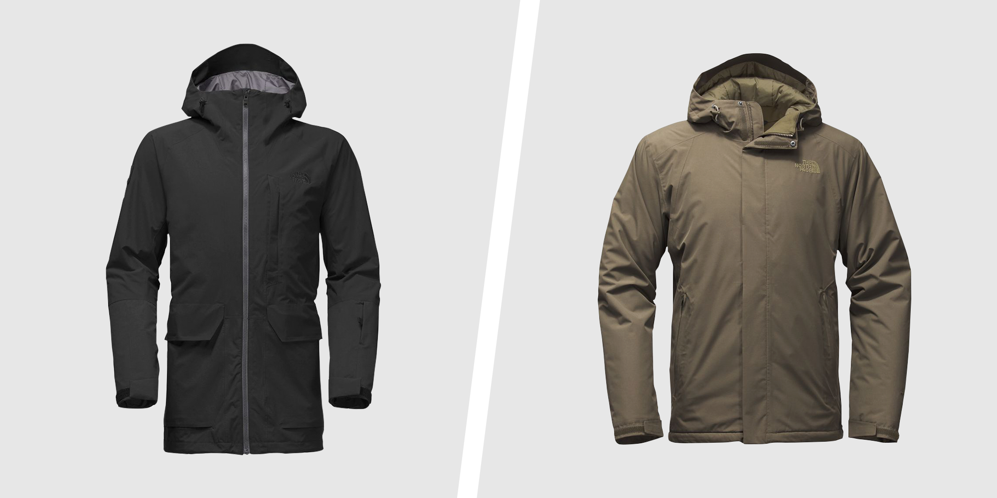North Face Jackets Are On Sale for Over 50% Off