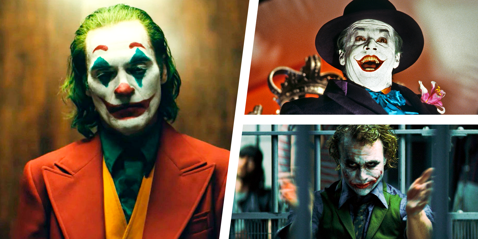 A Definitive Ranking of the Best (and Worst) Actors To Play The Joker