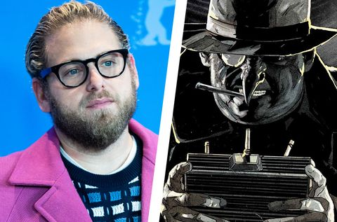 the penguin jonah hill the batman