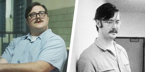 How Mindhunter's Ed Kemper Compares to Real Ed Kemper