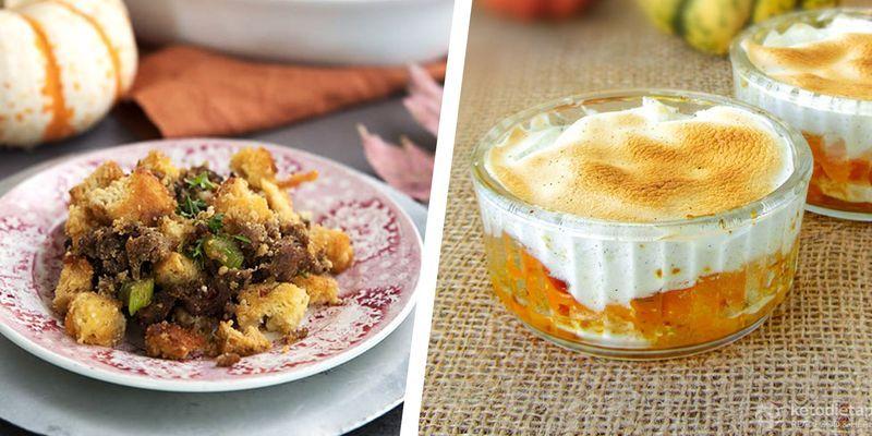 29 Keto Thanksgiving Recipes for Low-Carb Dieters | DietDF thumbnail