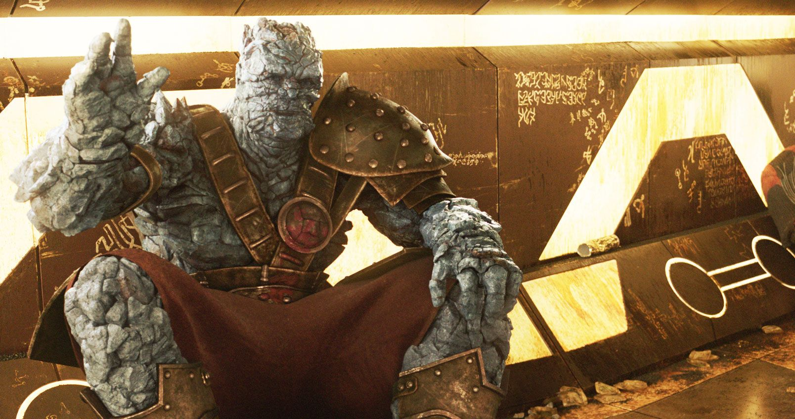 Taika Waititi Just Confirmed Korg the Kronan Will Return in 'Thor: Love & Thunder'