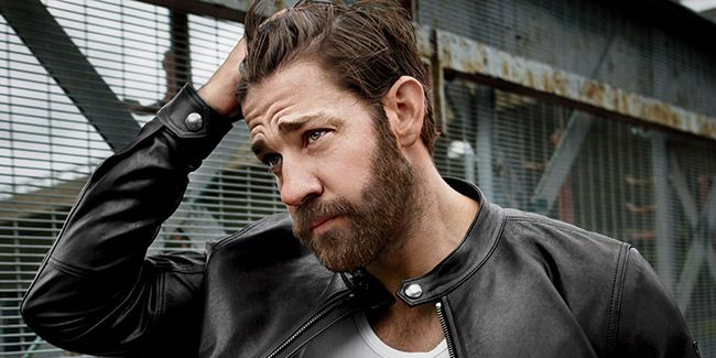 How Actor John Krasinski Got Incredibly Ripped in Just Four Months