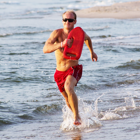 Wave, Running, Fun, Recreation, Beach, Sea, Ocean, Wind wave, Vacation, Water,