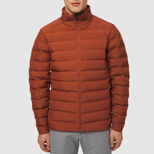 Clothing, Outerwear, Jacket, Sleeve, Coat, Collar, Neck, Brown, Parka, Fashion,