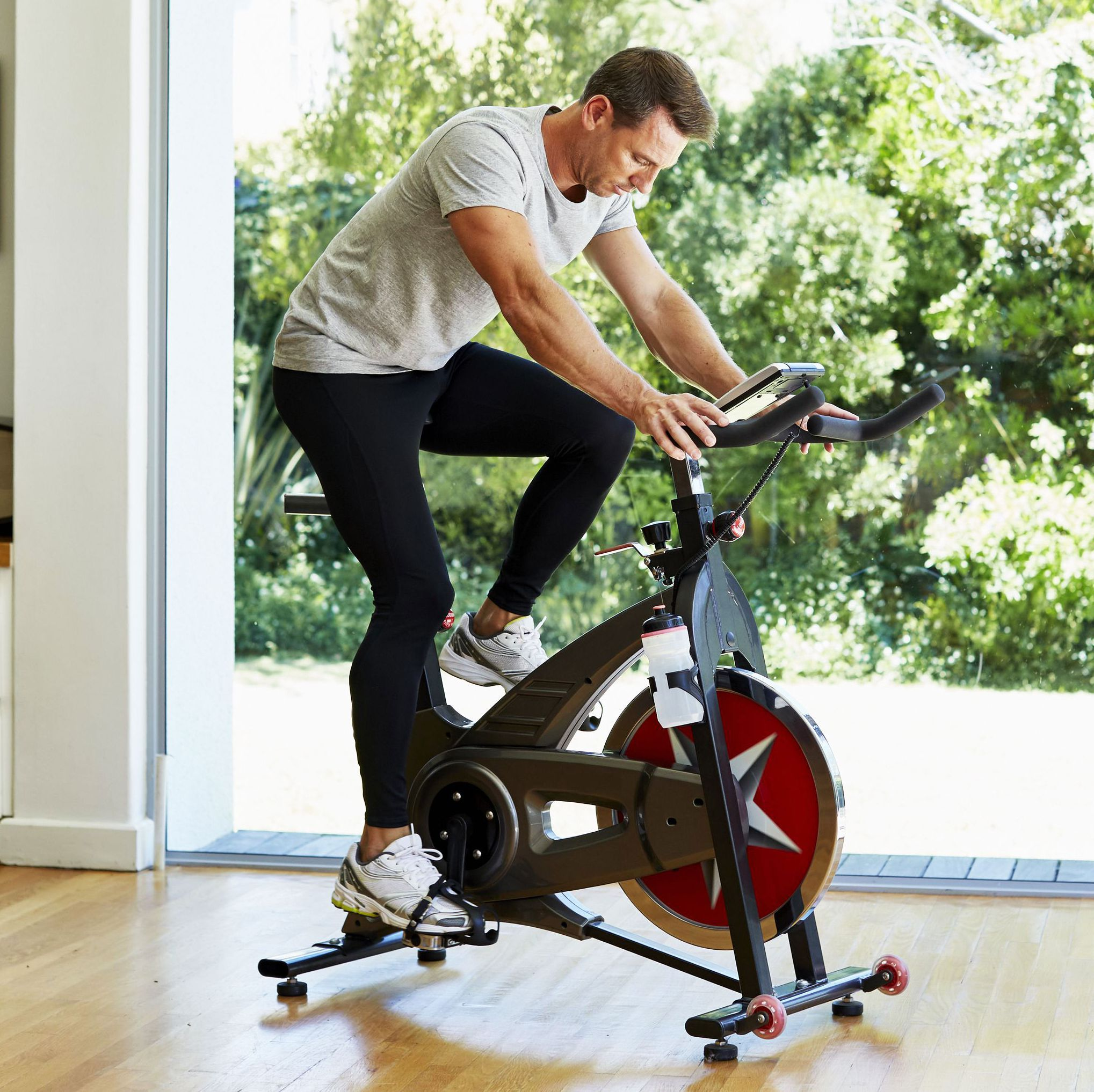 Best exercise bikes to spin in your home gym
