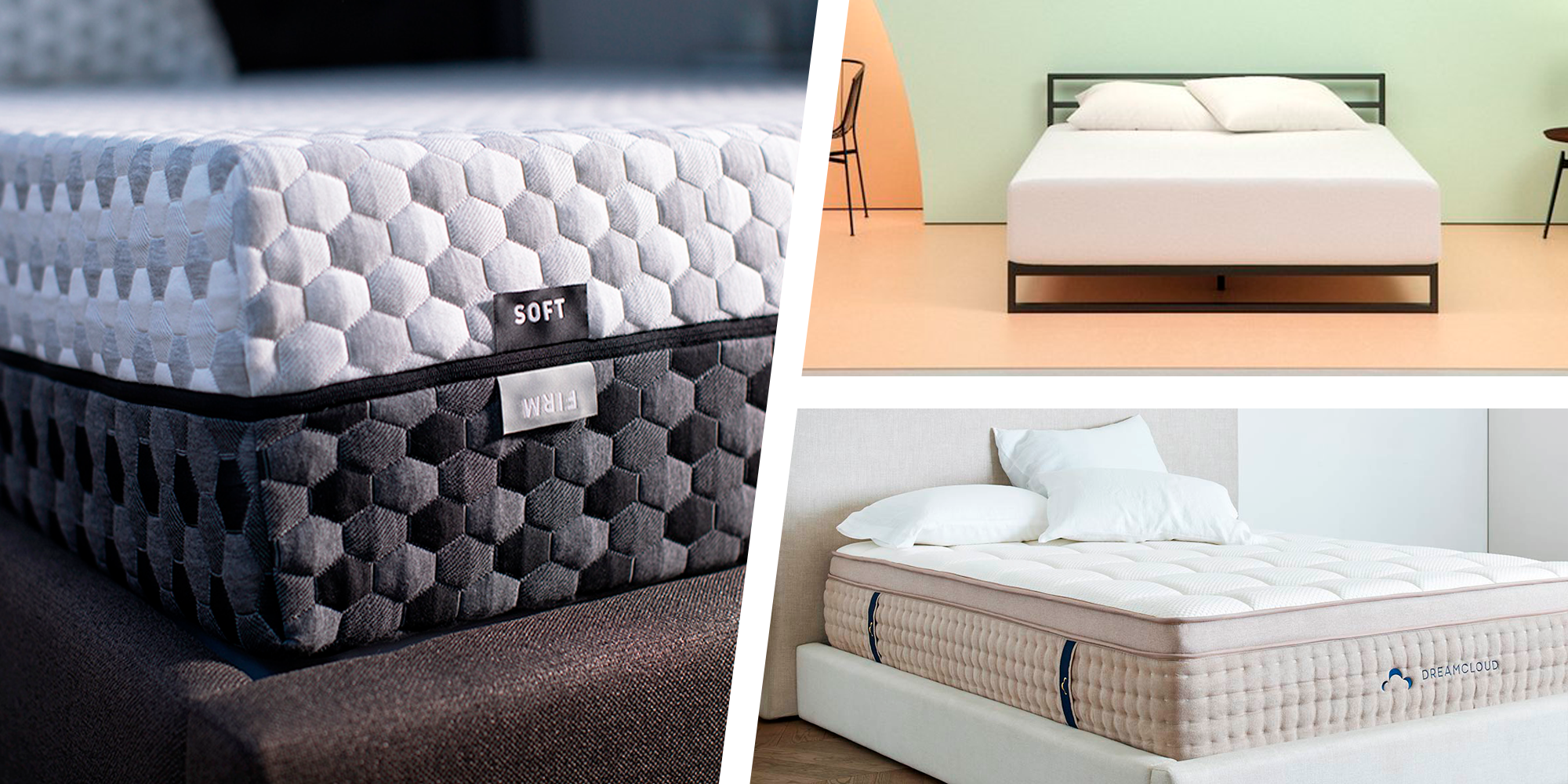 The Best Mattress for Every Type of Sleeper