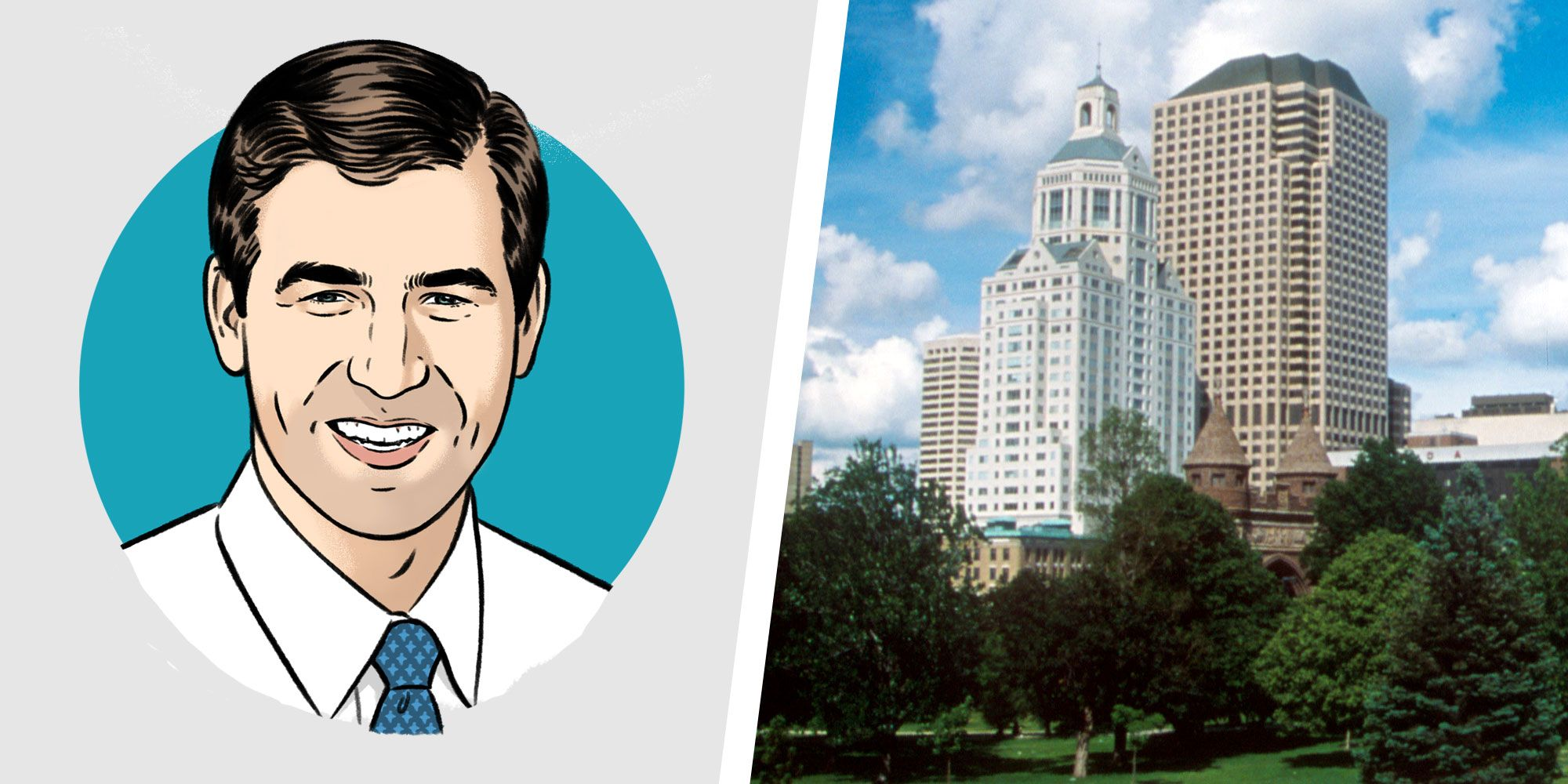 Meet Luke Bronin, Hartford's Mayor With a Focus on Mental Health