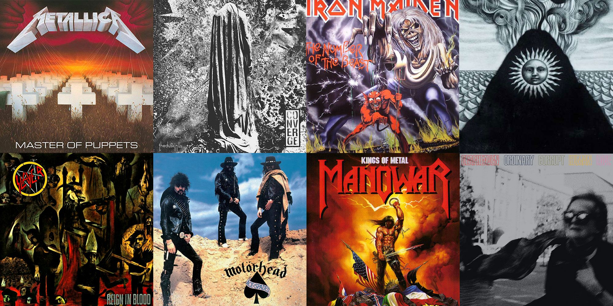 The 100 Best Heavy Metal Workout Songs of All Time