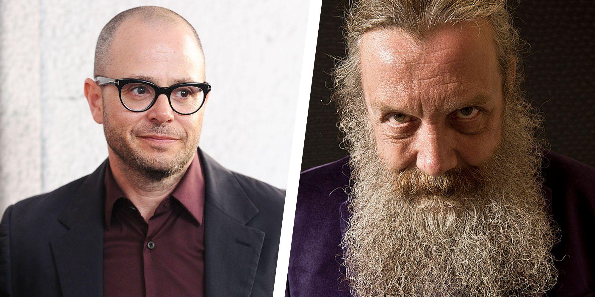 Watchmen Showrunner Damon Lindelof Says Comic Writer Alan Moore Put a 'Curse' on Him