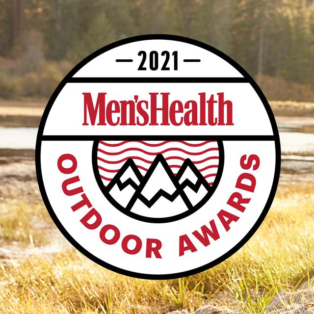 mens health outdoor awards 2021