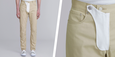 Penis Pocket Pants From Gu Are The Latest Fashion Meme