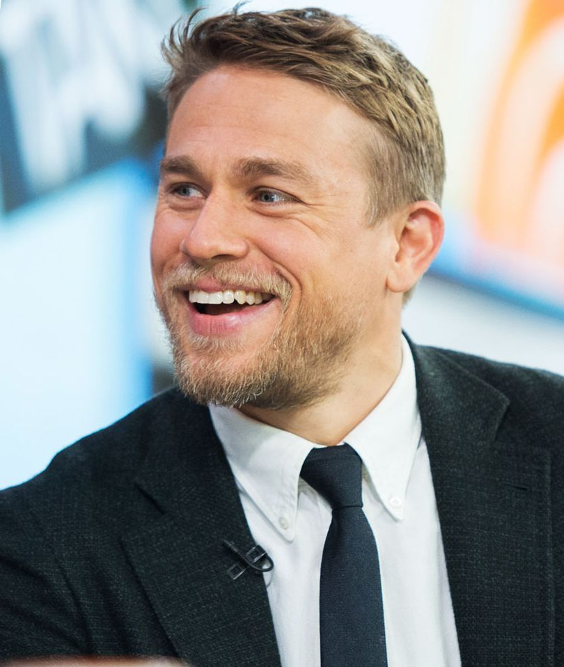 Charlie Hunnam Says He's a 'Big Fan' of Jordan Peterson