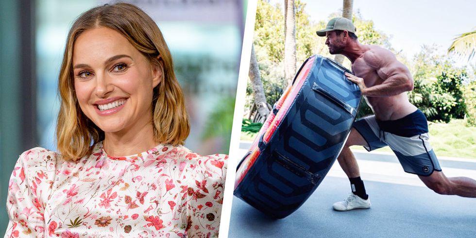 Chris Hemsworth's Muscle Transformation Stunned 'Thor 4' Star Natalie Portman thumbnail