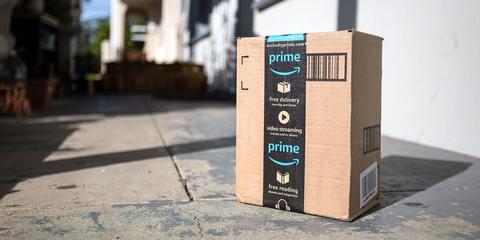 Amazon Prime sales