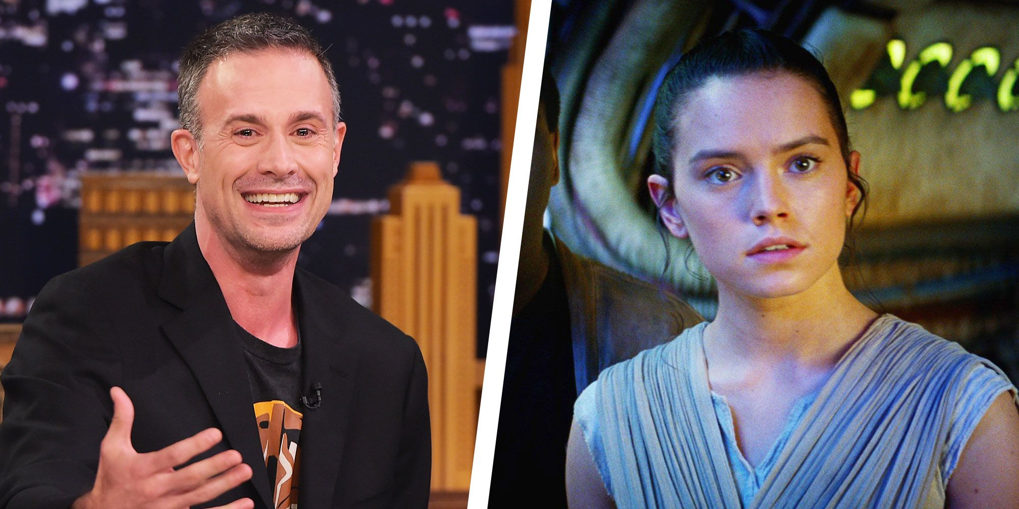Freddie Prinze Jr Tells Adult Star Wars Fans It S For F Ing Kids