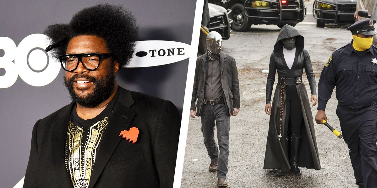 How a Questlove TV Appearance Inspired 'Watchmen'