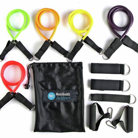 resistance bands runners