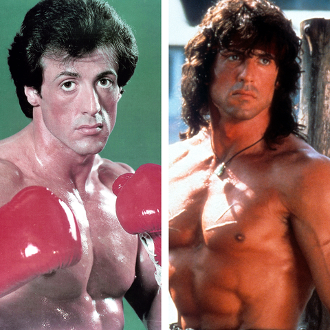 Rocky' vs  'Rambo' - Which Sylvester Stallone Movie Series