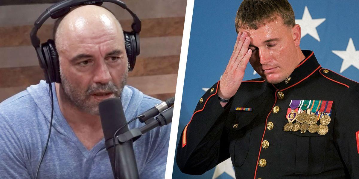 Medal of Honor Vet Tells Joe Rogan About His PTSD