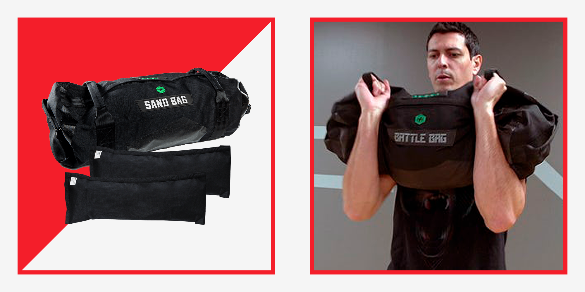 This Onnit Sandbag Instantly Makes Your Home Workouts Tougher