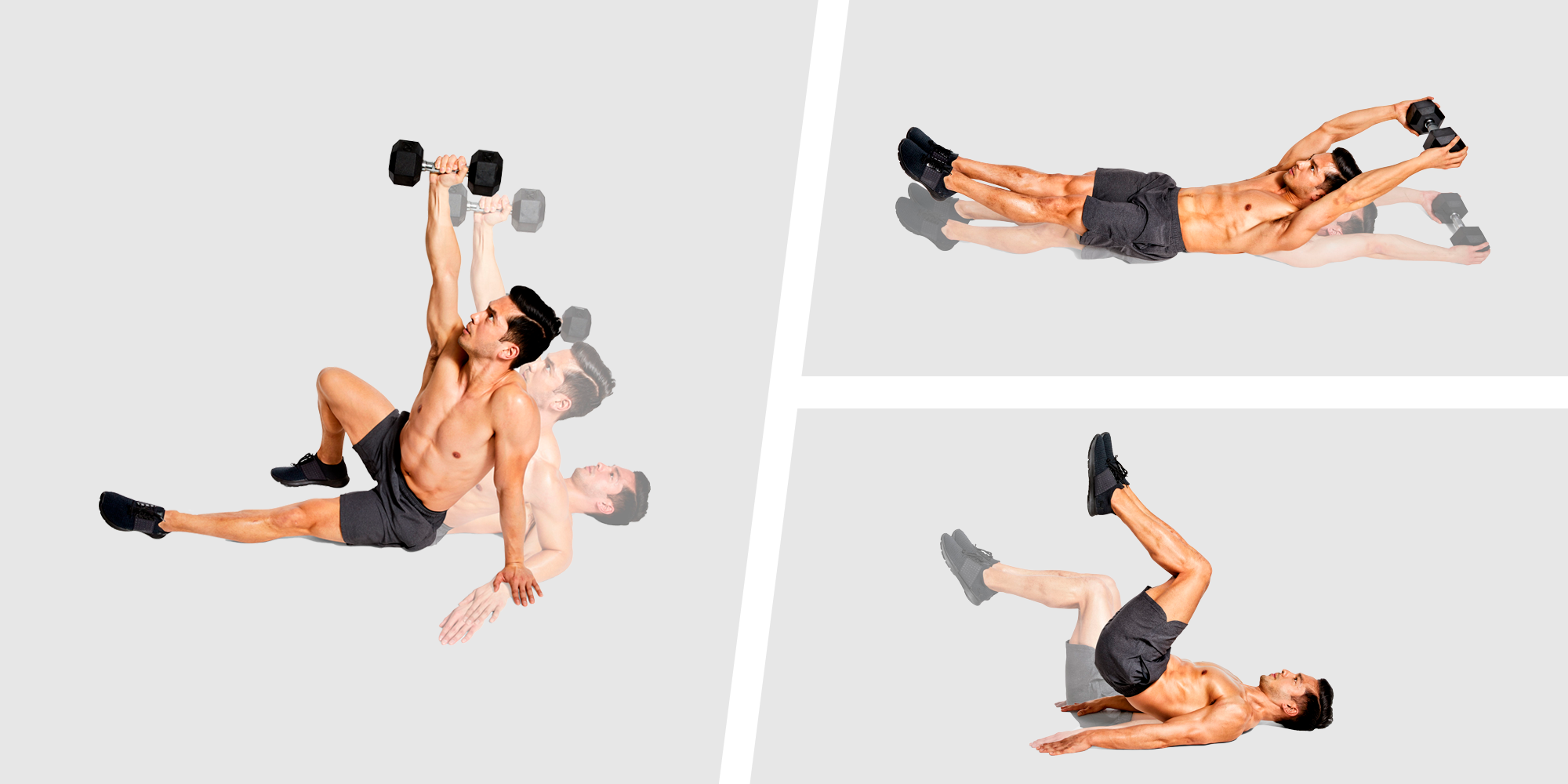 Build a Six-Pack With This Seven-Move Workout