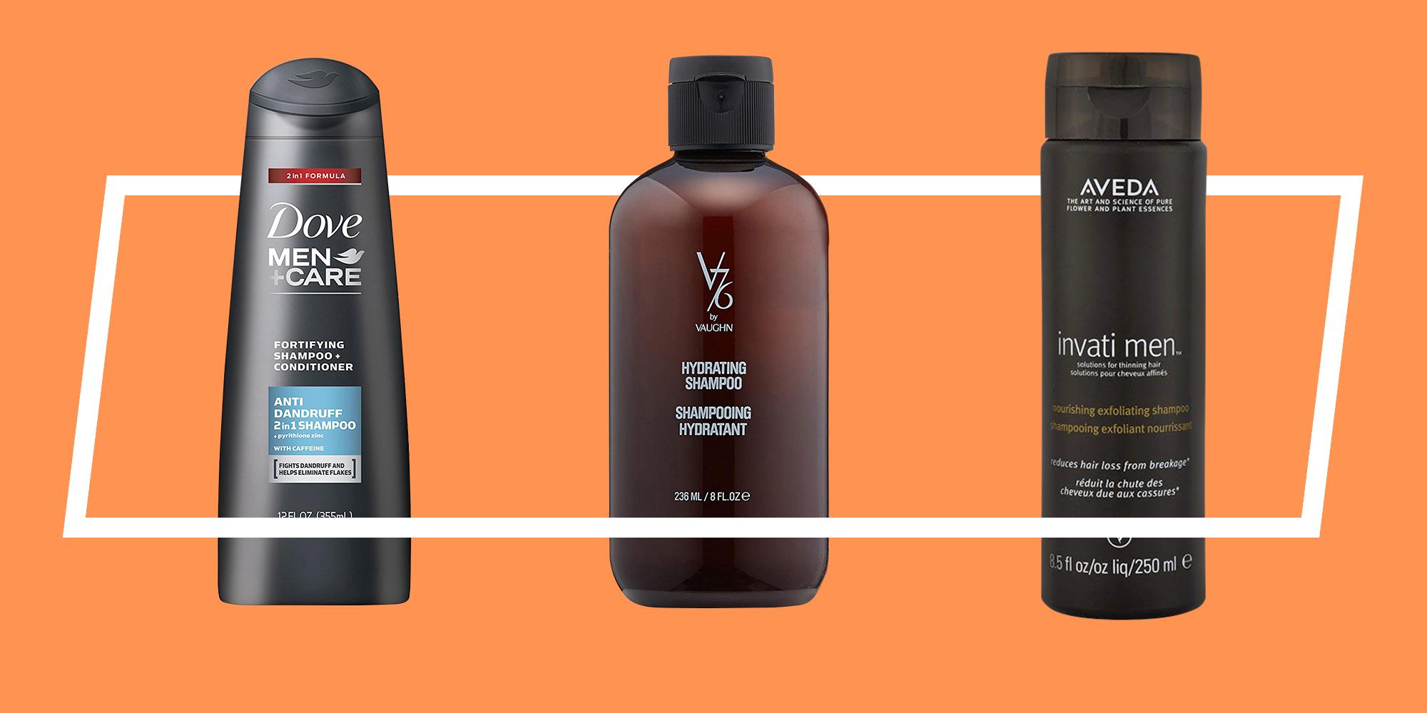 Best hair shampoo for men