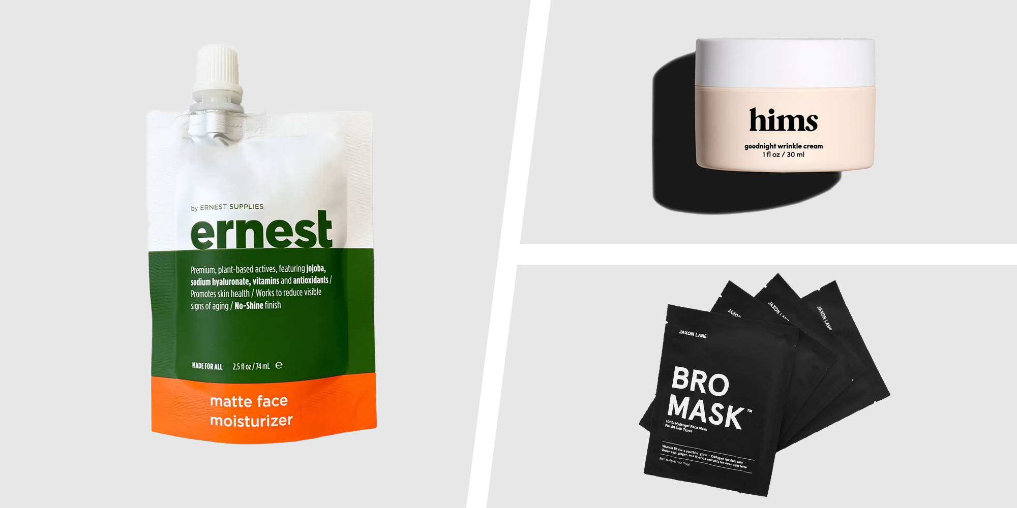 The 10 Best Skincare Products for Men