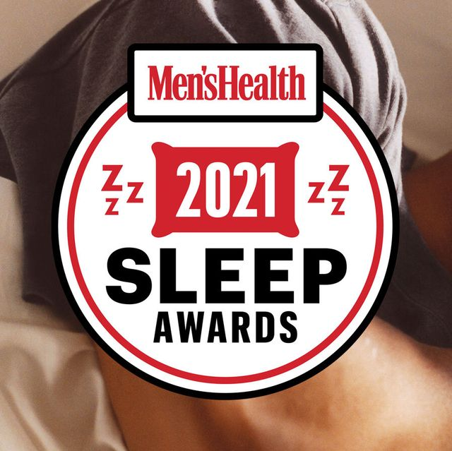 men's health sleep awards