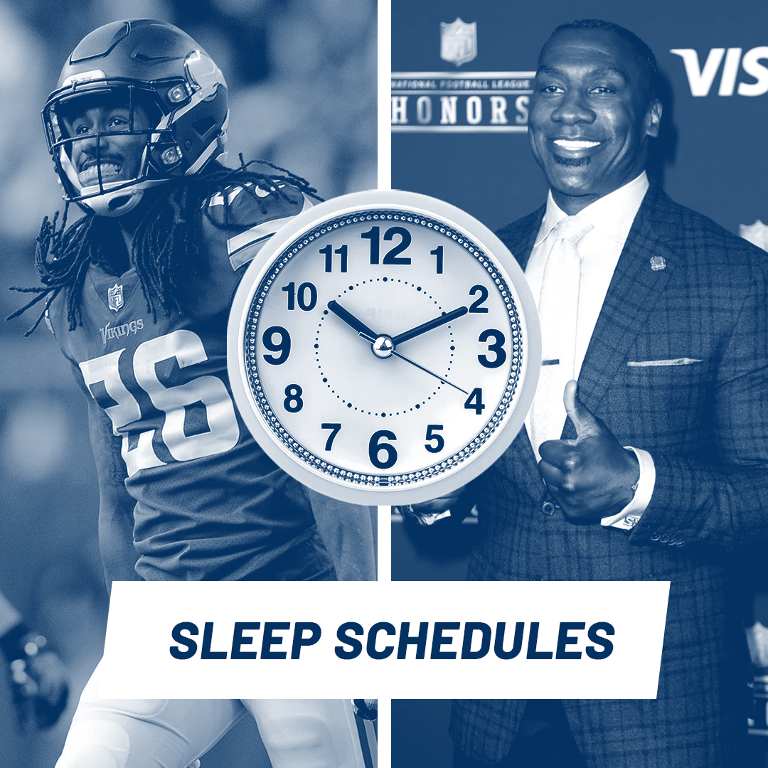 6 Pro Athletes Share How They Maximize Sleep