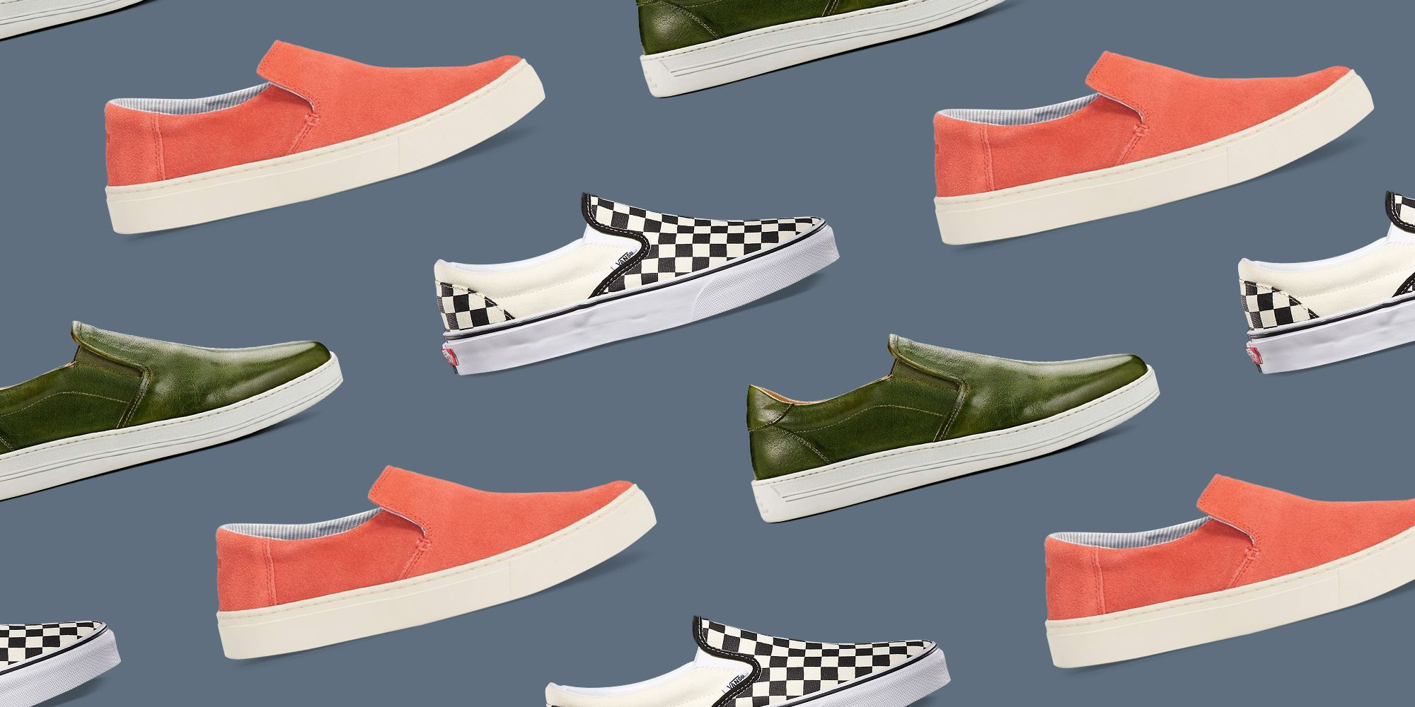 The 5 Best Men's Slip-On Shoes for Summer